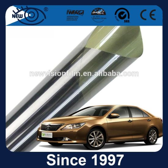 China Sputter Solar Contro Window Tinting Film Green Tint