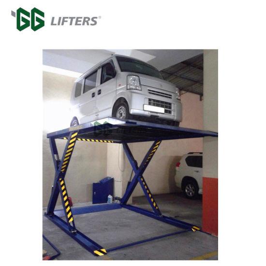 china mechanical car parking system auto park lift china car