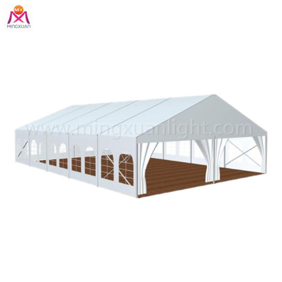 Outdoor Wedding Party Large Event Exhibition Marquee Tent