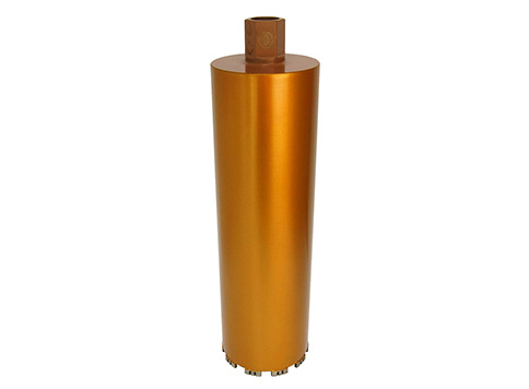 Laser Reinforced Cure Factory Direct Supply Laser Welded Dry Diamond Core Drill Bits for Reinforced Concrete Drilling
