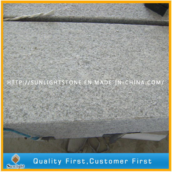 Flamed G603 Grey Granite Stone Paving Landscape Stair for Outside pictures & photos