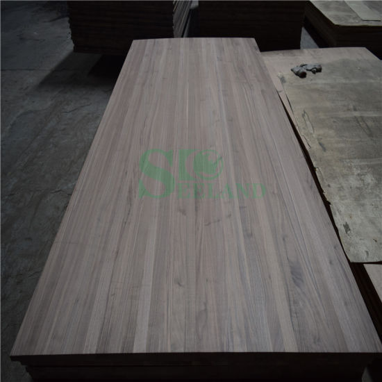 Black Walnut Glulam For Furniture With Best Price