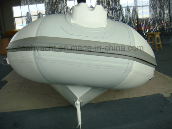 New Design Zodiac Hypalon Luxury Large 13FT Aluminum Rigid Rib Inflatable Boats for Sale pictures & photos
