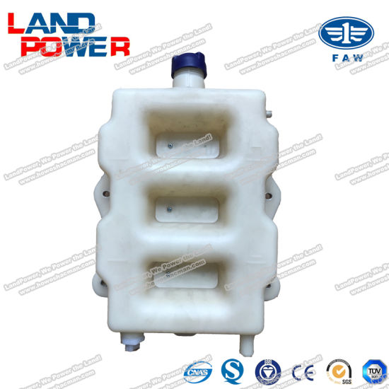 FAW Truck Spare Parts with SGS Certification 1311010-D849 Aux Water Tank Plastic Water Storage Tank