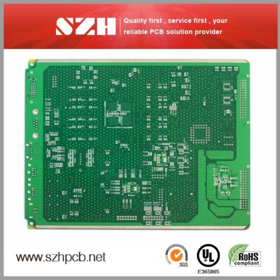 China 1 Oz Copper Thickness Fr4 Electronic PCB Board - China