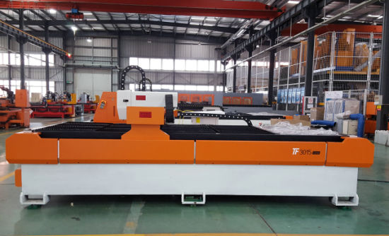 TF3015e 1500X3000mm Economic CNC Fiber Laser Cutting Machine pictures & photos