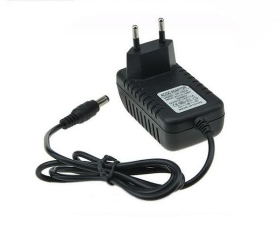 Wall-Mount 12V 1A Adaptor Us Plug AC/DC Power Adapter pictures & photos