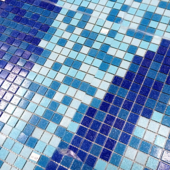 2016 New Trend Glass Mosaic Tiles Swimming Pool Mosaic Glass Mosaic for Swimming Pool Tile pictures & photos