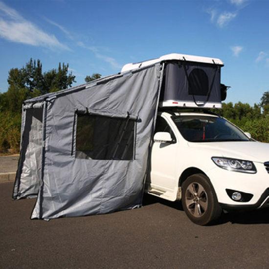 Pop up Canvas Aluminium Car Roof Top Tent Single Tents & China Pop up Canvas Aluminium Car Roof Top Tent Single Tents ...