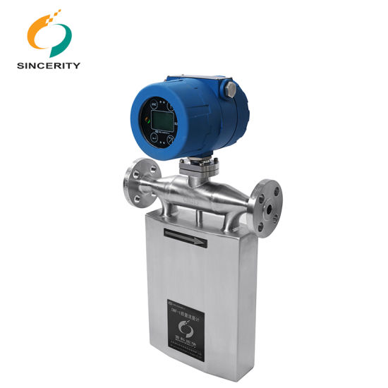 0.1 Precision Grade 7 Days Quick Delivery China Coriolis Mass Flow Meter for Marine Diesel Oil