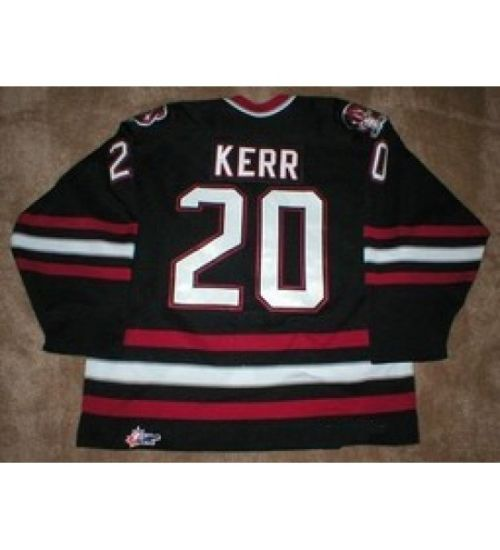 low cost a9466 3dc57 China Customize Whl Red Deer Rebels Jeff Smith Stuart Hockey ...