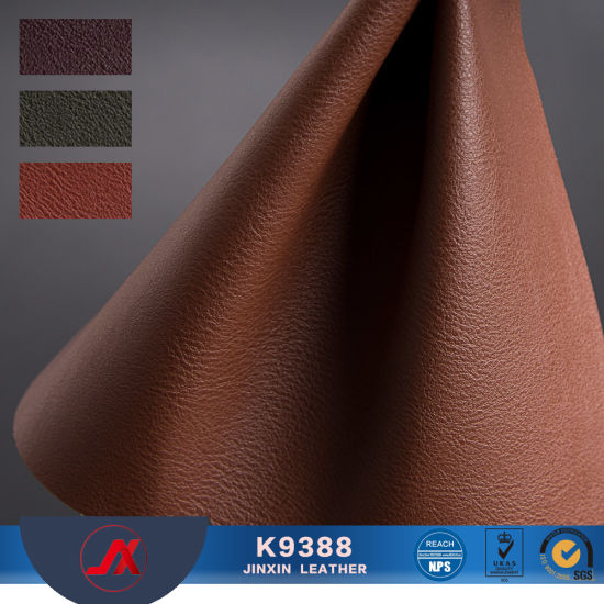 Semi Soft, Semi Matte, Fine Grain Leather, PVC Leather Artificial Leather  For Soft Bag Hard Package Bed Leather Sofa Fabric
