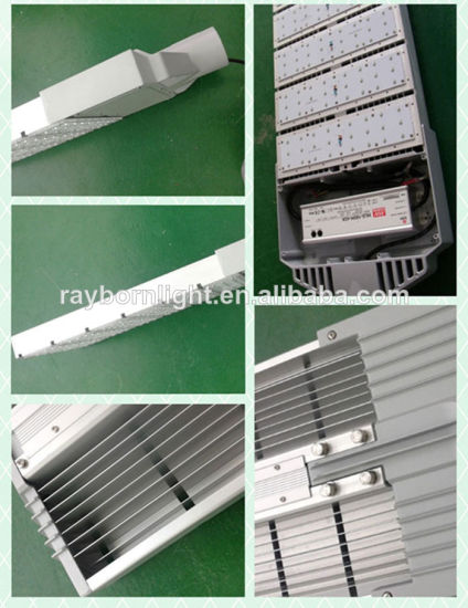 Outdoor IP66 Industrial 300W 200W 150W 100W CREE LED Street Lamp with 5 Year Warranty pictures & photos