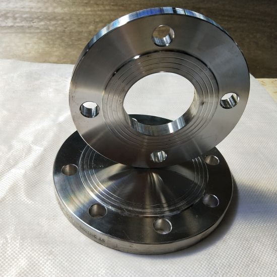 ASME B16.48/ASTM A694 F60 Carbon Steel/Stainless Steel Slip on Blind Flange pictures & photos