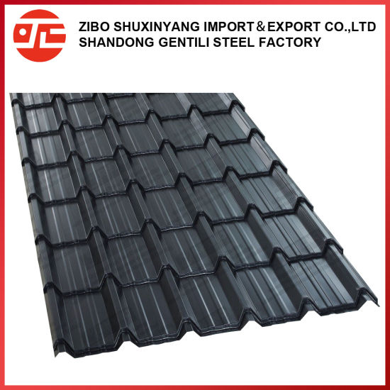 Lower Price Prepainted Galvalume Corrugated Roofing Sheet pictures & photos