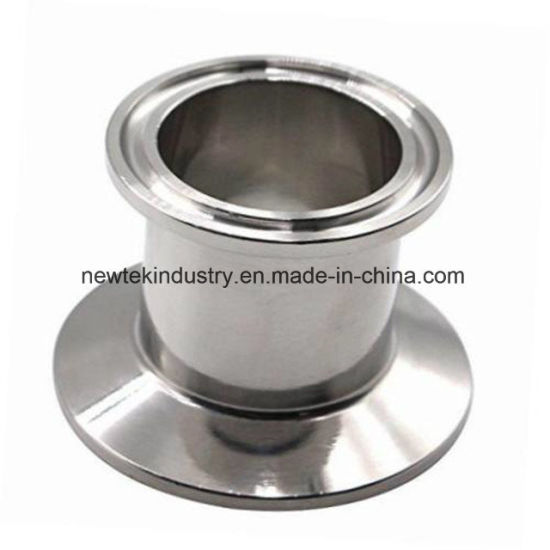 China tri clover compatible flat reducer triclover