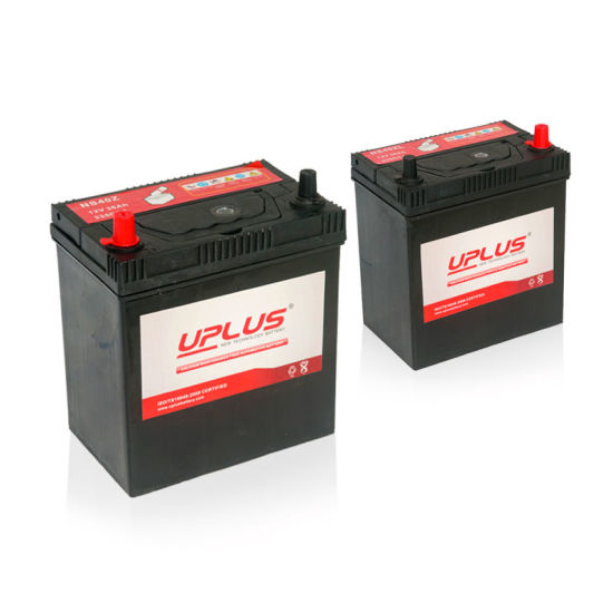 Jis B20 Series 12v Maintenance Free Electric Vehicle Battery Auto Pictures Photos