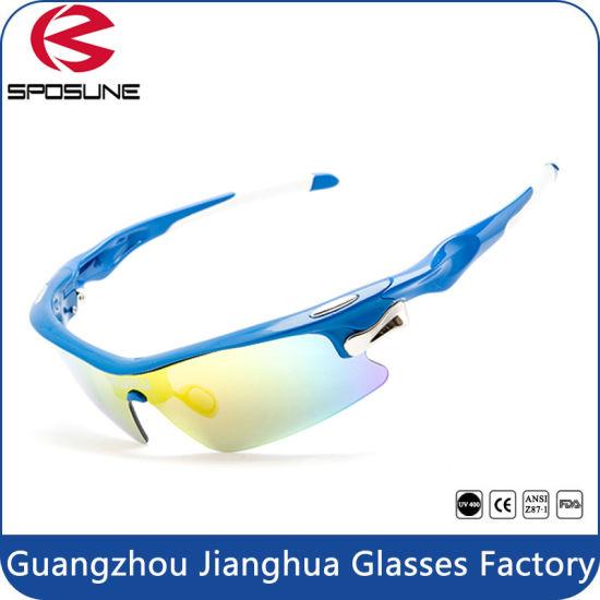 ec4da6b20137 2016 Designer Tr Matrial Lightweight Mens Athletic Sport Sunglasses on Sale