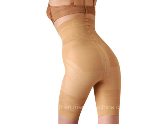 High Waist Seamless Body Shaper Pants pictures & photos