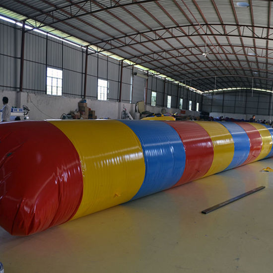 Inflatable Flip for Water Games