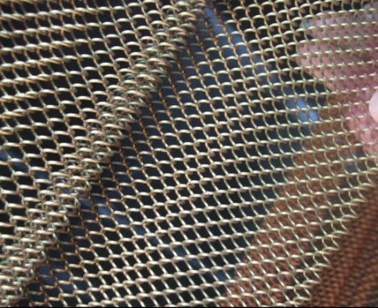Colored PVC Coated Chain Link Wire Mesh /Diamond Hole Chain Link Sports Fencing