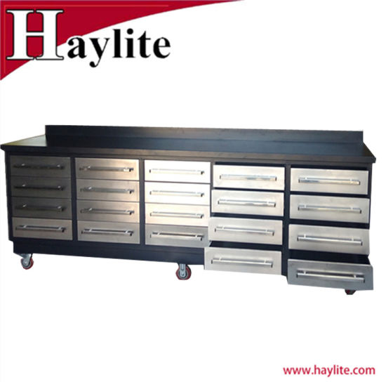 Terrific Stainless Steel Garage Use Metal Work Bench Cabinets With Drawers Spiritservingveterans Wood Chair Design Ideas Spiritservingveteransorg