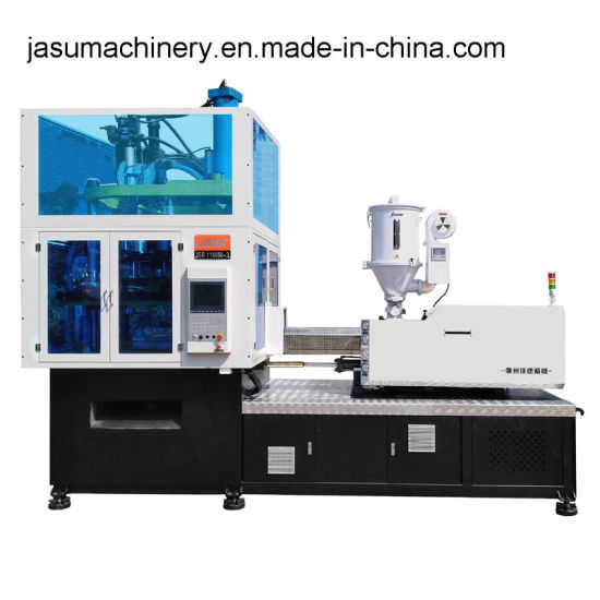 12-Cavity Plastic Bottle Injection Stretch Blow Molding Machine