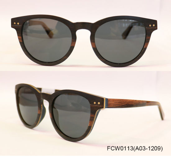 4e929be7677e Popular Classic China Manufacturers Wooden High Quality Polarized Designer  Sunglasses pictures   photos