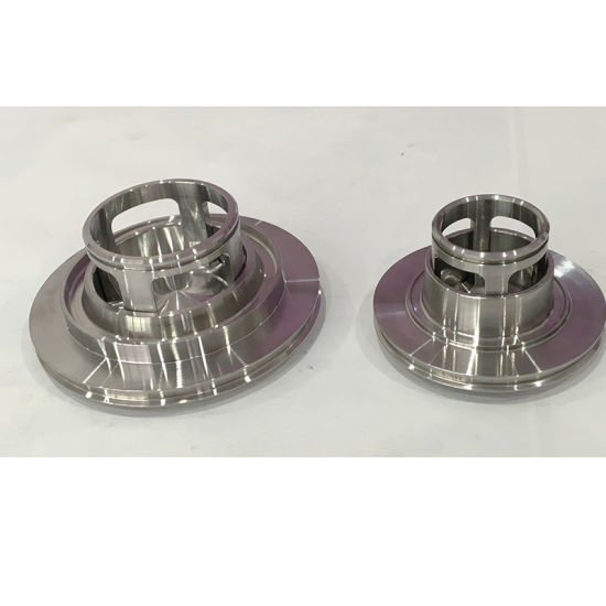 Clean Car Accessories/ Clean Cars Pats /Green Car/ Garbage Truck Discharge Valve/CNC Machining Parts pictures & photos
