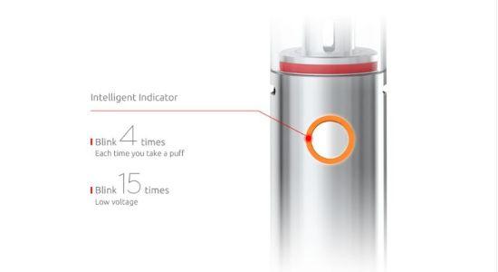 3000mAh Battery 4ml 0 25ohm Smok Vape Pen Plus