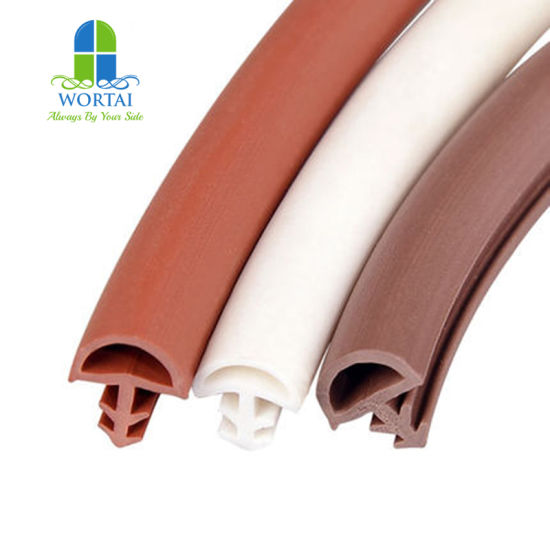 China Wooden Door Window Rubber Seal Strips Pvc Sealing