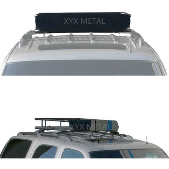 Universal Roof Rack Cargo Car Top Luggage Holder Carrier Basket Box