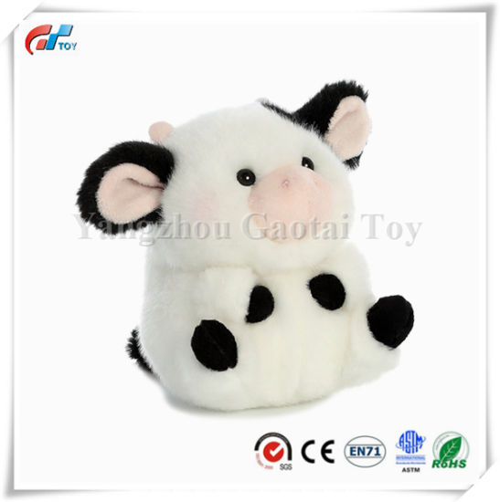 Rolly Pet Daisy Cow Plush Fat Toy