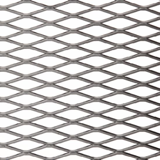 China Diamond Expanded Metal Mesh Sheet - China Diamond, Steel Metal ...