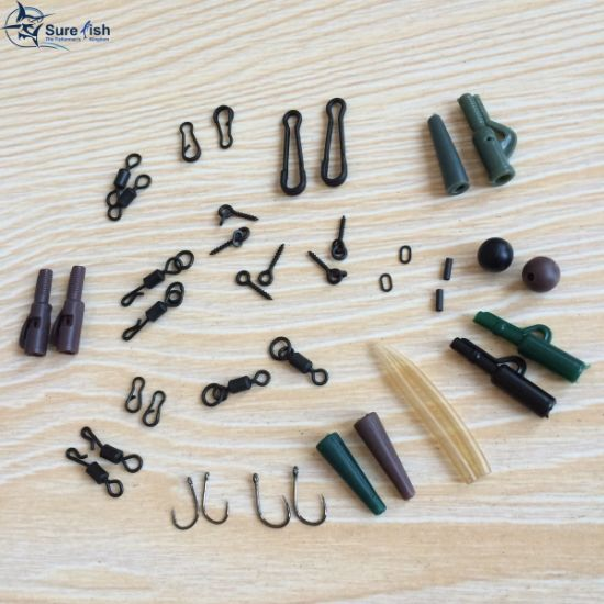 Matt Black 8 mm Bait Screws with 4.5mm oval ring for Carp fishing Tackle Pop Up