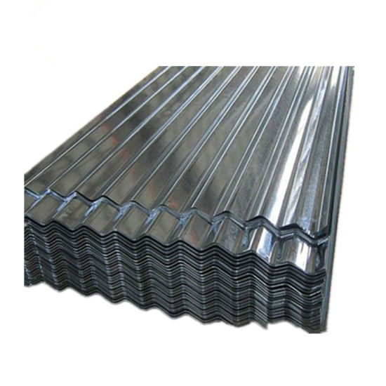 Cold Rolled Corrugated Galvanized Iron Roofing Steel Sheet Zinc Sheet