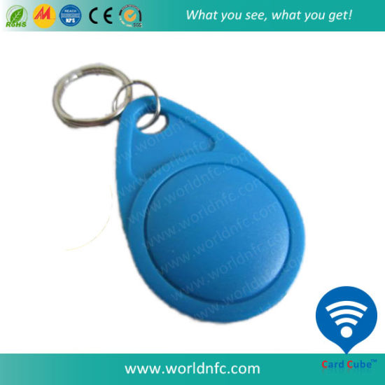 Logo Printing T5577 125kHz RFID Key Fobs pictures & photos