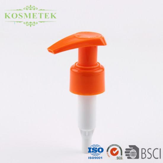 Kk-L206 Twist Lock Plastic Lotion Pump, PP Liquid Dispenser Pump for Shampoo Bottles