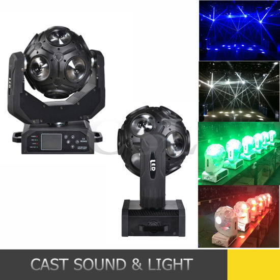 12X12W LED Football Beam Moving Head DJ Light pictures & photos