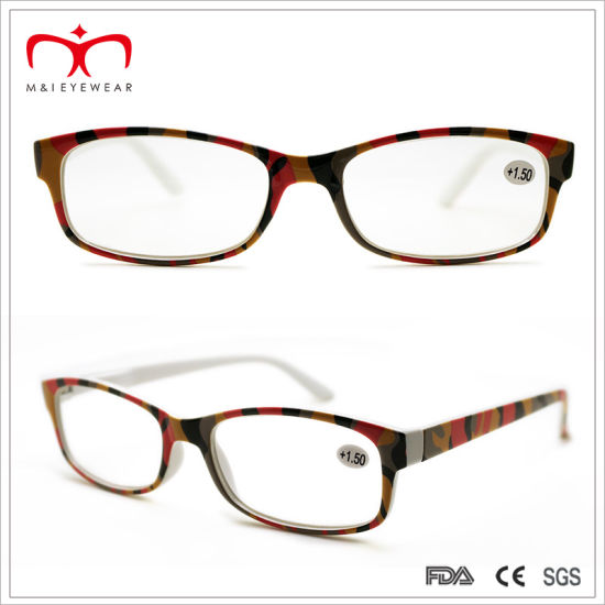 4ff12cf18e Ladies Plastic Reading Glasses with Multi-Color Paper Transfer (WRP506247)  pictures   photos