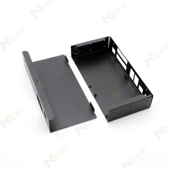 Custom Stainless Steel Sheet Metal Stamping Enclosure Parts for Electrical