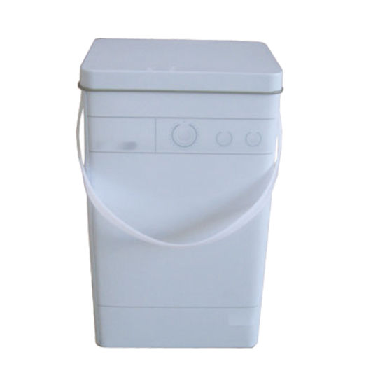 Washing Powder Laundry Soap Tin Container pictures & photos