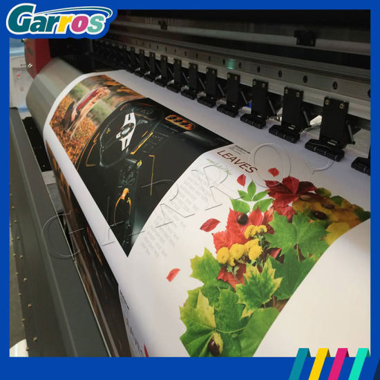 "Garros 3200mm 126"" Best Price Outdoor Flex Banner Solvent Printer pictures & photos"