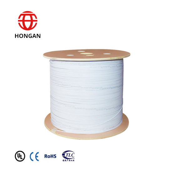 FTTH G657A Drop Cable of Per Meter Price Gjxh pictures & photos