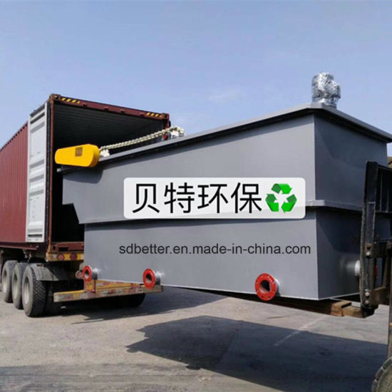 Glass Making Wasteater Treatment Plant Industrial Watewater Disposal Machine pictures & photos