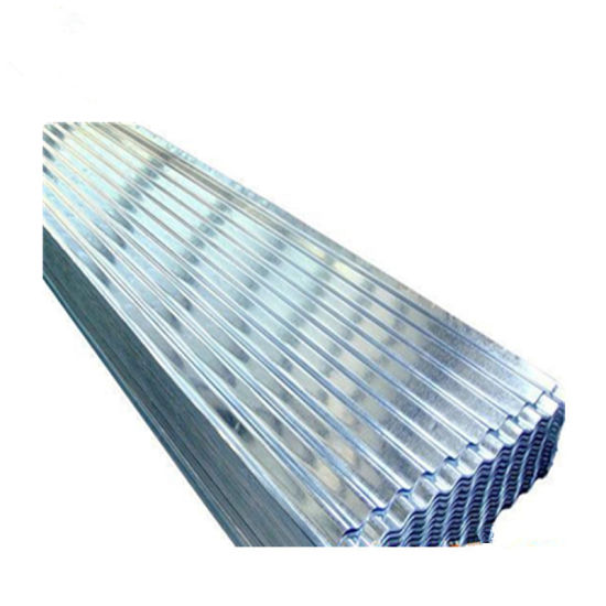 Wall and Roof Decoration Gi Galvanized Corrugated Steel Roofing Sheet