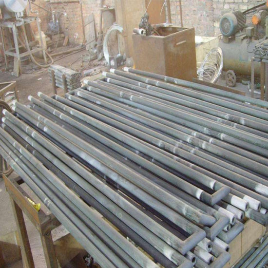 Factory Price of Double Spirals Silicon Carbide Heating Elements for Sale pictures & photos