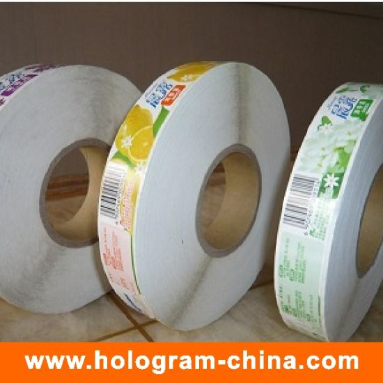Self Adhesive Label Printing pictures & photos
