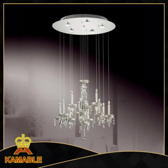 Nice Decorative Glass Crystal Ceiling Lamps Kamx