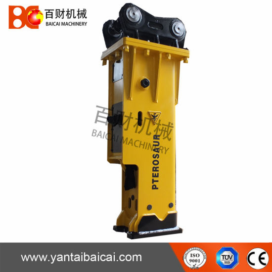 Sb130 Soosan System Silent Type Hydraulic Hammer for Excavator pictures & photos